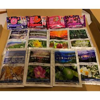 ツムラ(ツムラ)の⑦花王バブ 悪魔の箱 バスクリンアロマ 知床 小笠原 入浴剤  計16袋(入浴剤/バスソルト)