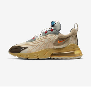 NIKE - NIKE AIR MAX 270 REACT TRAVIS SCOTT