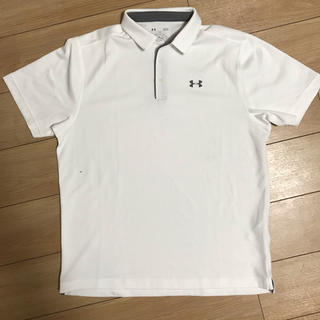 UNDER ARMOUR - アンダーアーマー ポロシャツ メンズ Lサイズ