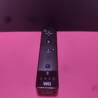 ウィー(Wii)のwii リモコン ブラック ラクマ最安値(家庭用ゲーム機本体)