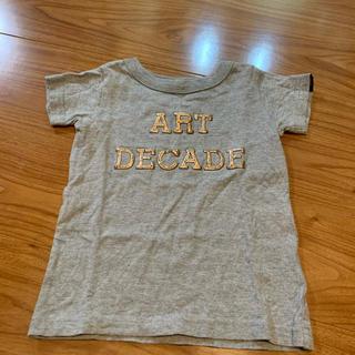 グルービーカラーズ(Groovy Colors)の美品 2019ss Groovy Colors 半袖Tシャツ 100 fith(Tシャツ/カットソー)