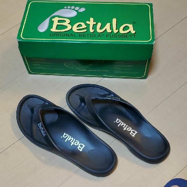 BIRKENSTOCK(ビルケンシュトック)のボーナス特化 Betula サンダル  BIRKEN 41 新品 BLACK メンズの靴/シューズ(サンダル)の商品写真