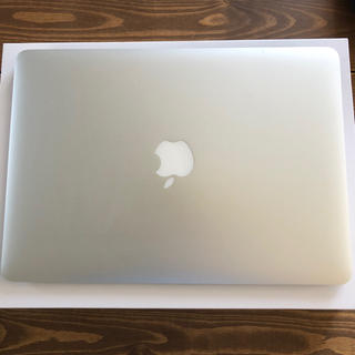 Mac (Apple) - MacBook air 2017 メモリ 8GB SSD 128GB おまけ有り