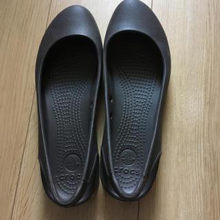 crocs - crocsクロックスレディースシューズサンダルW7サイズ女性