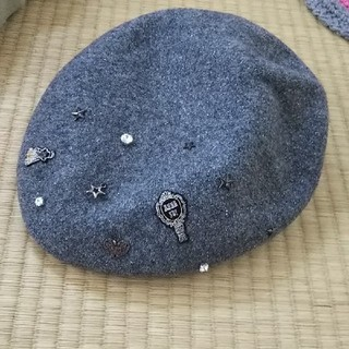 ANNA SUI - ANNA SUI ベレー帽