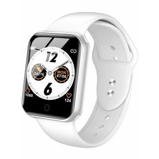 【2020年モデル】 スマートウォッチ IP67防水 カラー 着信 LINE  (腕時計(デジタル))