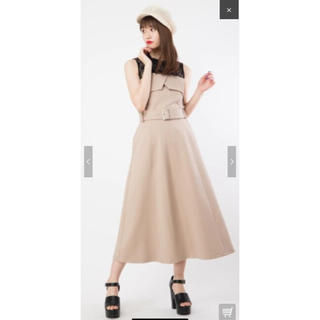 CECIL McBEE - ✨新品未使用✨ ロングドッキングワンピース