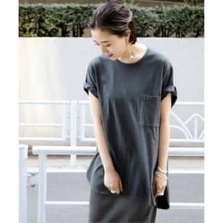 Plage - ★Plage★CALUX★ポケットTシャツ★ブラックD★