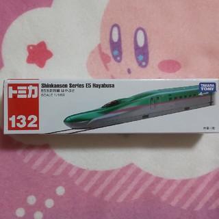 トミカ ロングタイプトミカ No.132 E5系新幹線 はやぶさ(電車のおもちゃ/車)