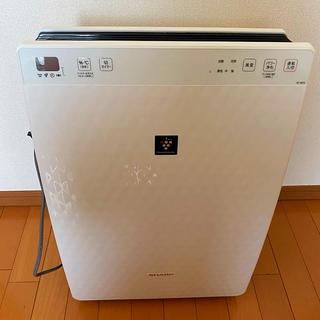 SHARP - SHARP プラズマクラスター 加湿空気清浄機