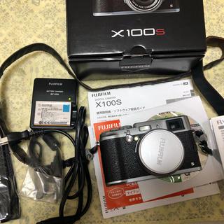 富士フイルム - FUJIFILM X100S コンパクトデジタルカメラ