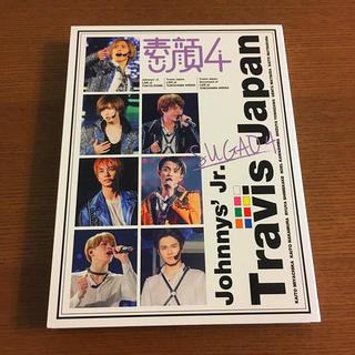 Johnny's - 素顔4 TravisJapan盤 トラビスジャパン DVD