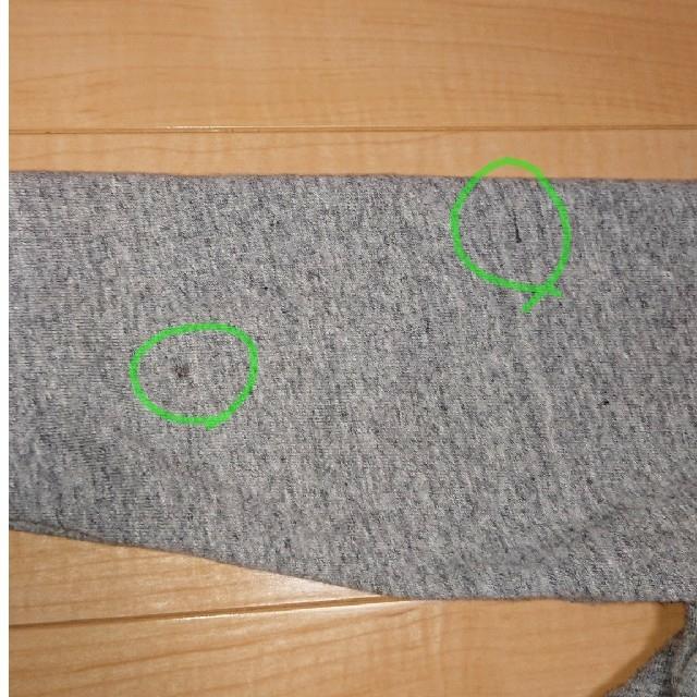 petit main(プティマイン)の*petit main ・130㎝・パーカー・グレー・女の子   キッズ/ベビー/マタニティのキッズ服女の子用(90cm~)(ジャケット/上着)の商品写真