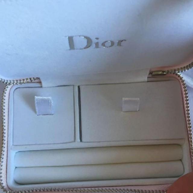 Dior(ディオール)のセール⚠️早い者勝ち⚠️新品✨ディオール ジュエリーケース レディースのファッション小物(ポーチ)の商品写真