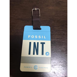 フォッシル(FOSSIL)のフォッシル ネームプレート(その他)
