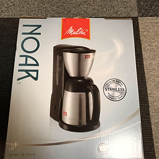 MERIDA - メリタ コーヒーメーカー ノア 新品 送料込