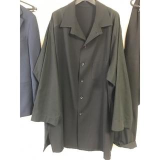 Yohji Yamamoto - yohji yamamoto pour homme 18ss シャツジャケット