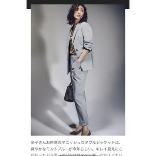 THE SUIT COMPANY - スーツカンパニー 金子綾さんコラボスーツ セットアップ