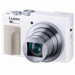 Panasonic - コンパクトデジタルカメラ Panasonic LUMIX DC-TZ95-W新品