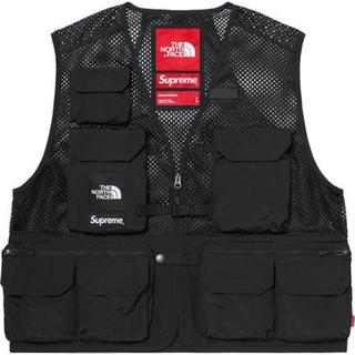 Supreme - L Supreme North Face Cargo Vest 黒 評価多数