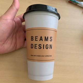 BEAMS プラスチック コーヒーカップ 未使用(食器)