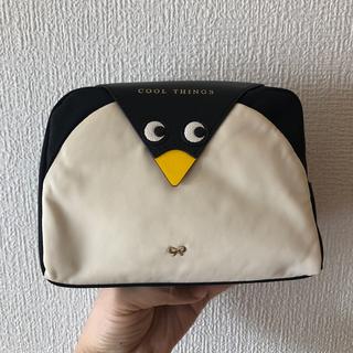 早勝2020 新作Penguin Cool Things Pouch BLACK