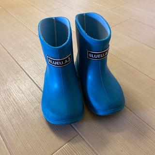 アンパサンド(ampersand)のブルーアズール 長靴 レインブーツ 14cm(長靴/レインシューズ)