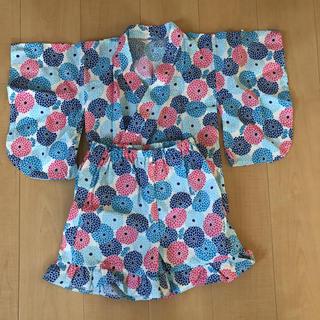 女の子 甚平 130(甚平/浴衣)