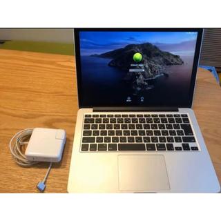 Apple - 【本日まで】MacBook Pro Retina 13 Mid2014マウス付