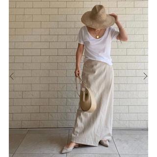 TODAYFUL - ETRE TOKYO Iラインデザインスカート