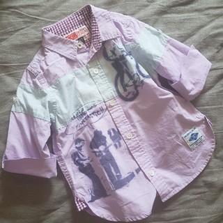 グルービーカラーズ(Groovy Colors)のグルービーカラーズ 半袖 シャツ 100(Tシャツ/カットソー)