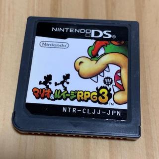 ニンテンドーDS - マリオ&ルイージRPG 3!!!   DS