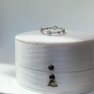 値下げ アベリ フラワー ダイヤモンドリング プラチナ(リング(指輪))