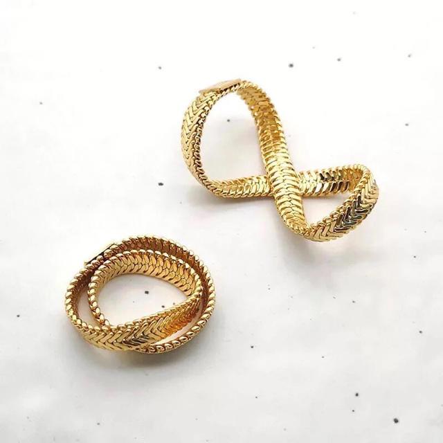 Ameri VINTAGE(アメリヴィンテージ)のゴールドデザインリング♡ レディースのアクセサリー(リング(指輪))の商品写真