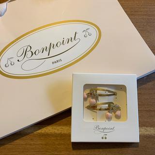 Bonpoint - ボンポワンチェリーヘアピン