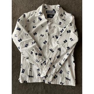 NEIGHBORHOOD - 定価23000 ネイバーフッド 長袖 開襟シャツ