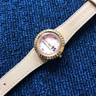 カバンドズッカ(CABANE de ZUCCa)のCABANEdeZUCCA レディース腕時計 希少カラー(腕時計)