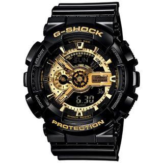 ジーショック(G-SHOCK)のGA-110GB-1A CASIO G-SHOOCK カシオ Gショック 送料無(その他)