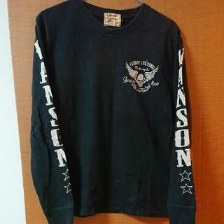 バンソン(VANSON)のVANSON ロンT サイズS(Tシャツ/カットソー(七分/長袖))