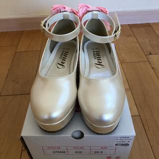 ジェニィ(JENNI)のjenni  ジェニー 靴(フォーマルシューズ)
