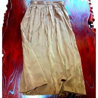 GU - GU ロングスカート XL