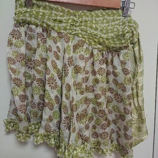 ドルチェアンドガッバーナ(DOLCE&GABBANA)のドルガバのスカートDOLCE&GABBANA(ひざ丈スカート)