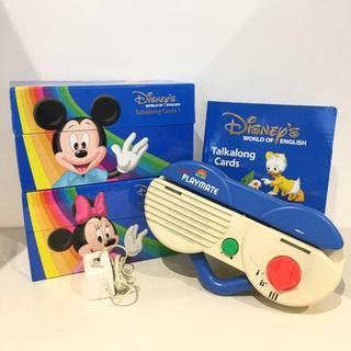 ディズニー(Disney)の2012年購入!ディズニー英語システム 両面デジタルトークアロング(知育玩具)