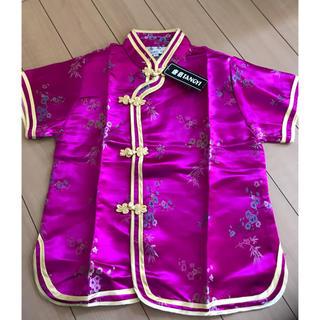 コスプレ チャイナドレス セパレートズボン(衣装)