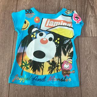 ジャム(JAM)のJAM Tシャツ リュック柄 80(Tシャツ)