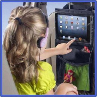 お子様ご機嫌 カーシート バックシート iPad タブレット 車 キッズ ベビー