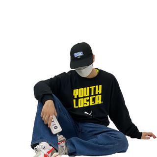 プーマ(PUMA)の「atmos」×「PUMA」×「Youth Loser」最安値(スウェット)