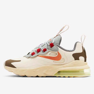 NIKE - Nike air max 270 react Travis Scott 22cm
