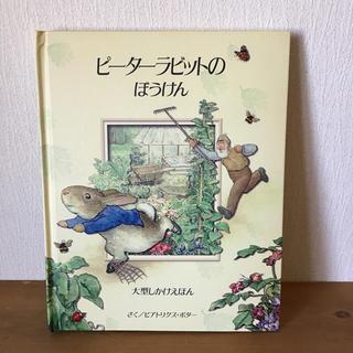 ピ-タ-ラビットのぼうけん(絵本/児童書)