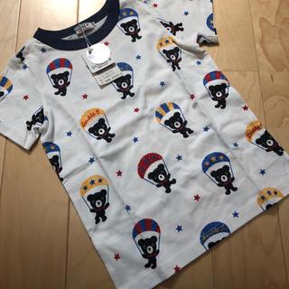 DOUBLE.B - ダブルビー パラシュート Tシャツ 110 ミキハウス